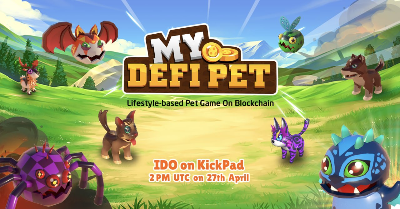 how to install my defi pet